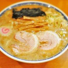 Photo2: 千葉中華そば・とみ田(3食入・濃厚和風とんこつ醤油スープ)【超人気ご当地ラーメン】(常温保存) (2)