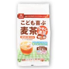 Photo2: はくばく こども喜ぶ麦茶 416g(8g×52袋) (2)