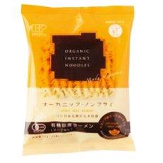 Photo2: 創健社 有機ラーメン ノンフライラーメン(スープなし) 75g (2)
