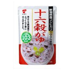 Photo2: 十六穀がゆ250g (たいまつ食品) (2)