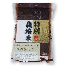 Photo2: 北海道 ゆめぴりか 無洗米 2kg (2)
