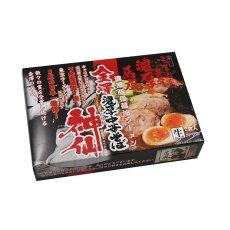 Photo2: 金澤濃厚中華そば 神仙 金沢ラーメン 2食入 (2)