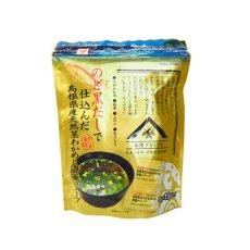 Photo4: インスタント 山陰プレミアム のど黒だしで仕込んだ島根県産天然茎わかめと海藻のスープ15食 魚の屋 (4)