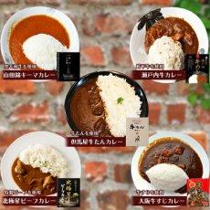 Photo3: 厳選 レトルト 牛カレー アソートセット 5種類5食 牛肉 ギフト 贈り物 景品 父の日 (3)