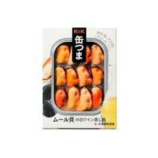 Photo4: 缶つま ムール貝の白ワイン蒸し風 国分 おつまみ あて ワイン 常温保存 (4)
