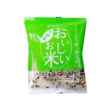 Photo7: 国産 無洗米 おいしいお米 もち麦入りひのひかり 150g 一合分 お試し 一人暮らし ベストアメニティ (7)