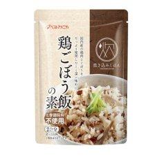 Photo7: 鶏ごぼう飯の素 150g (7)
