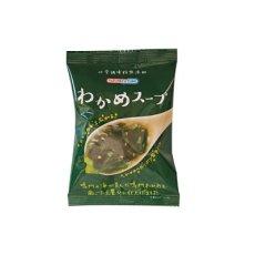 Photo8: NF わかめスープ フリーズドライ スープ 化学調味料無添加 コスモス食品 インスタント 即席 非常食 保存食 (8)