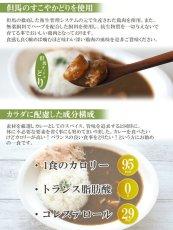 Photo4: 本枯鰹の和風チキンカレー&十六穀ごはん無菌パック12食セット カレーライス 低糖質カレー ランチ 簡単調理 常温保存 (4)
