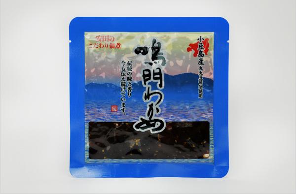 Photo1: こだわり佃煮 鳴門わかめ 95g 無添加 (安田のつくだ煮) (1)