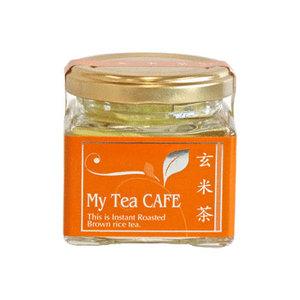 Photo1: My Tea Cafe 玄米茶 粉末茶 インスタントティー (1)