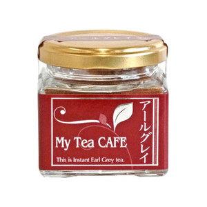 Photo1: My Tea Cafe アールグレイ紅茶 粉末茶 インスタントティー (1)