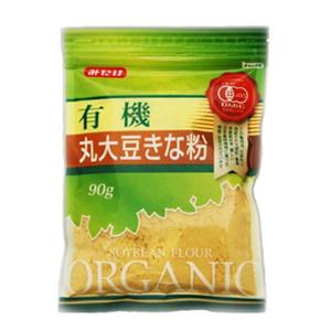 Photo1: 有機 丸大豆きな粉 90g(有機JAS認定) オーガニック みたけ食品 (1)