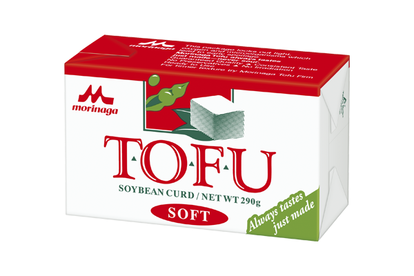 Photo1: 森永 輸出用豆腐 ソフト290g(やわらかめ) (1)