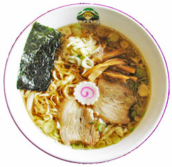 Photo1: 喜多方ラーメン大みなと味平(醤油・2食入り)【超人気店ラーメン】(常温保存) (1)