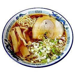 Photo1: 旭川ラーメン青葉(醤油・2食入り)【超人気店ラーメン】(常温保存) (1)