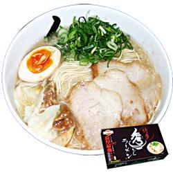 Photo1: 博多ラーメン秀ちゃん2食入り(濃厚豚骨スープ) 【超人気店ラーメン】(常温保存) (1)