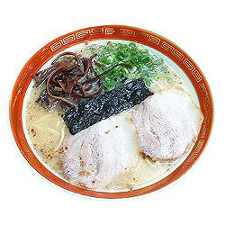 Photo1: 熊本ラーメン大黒(ニンニク入豚骨・2食入り)【超人気店ラーメン】(常温保存) (1)