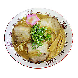 Photo1: 和歌山ラーメン井出商店(豚骨醤油・2食入り)【超人気店ラーメン】(常温保存) (1)