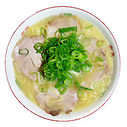 Photo1: 京都ラーメン天天有(鶏の白濁スープ・2食入り)【超人気店ラーメン】(常温保存) (1)