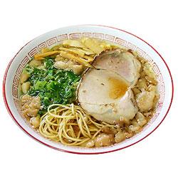 Photo1: 尾道ラーメン東珍康2食箱入り(醤油・ストレート平麺)【超人気店ご当地ラーメン】(常温保存) (1)